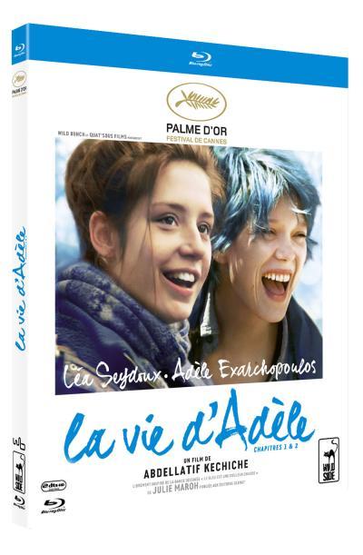 Télécharger La Vie D Adèle : télécharger, adèle, D'Adèle, Blu-Ray, Abdellatif, Kechiche, Blu-ray, Achat