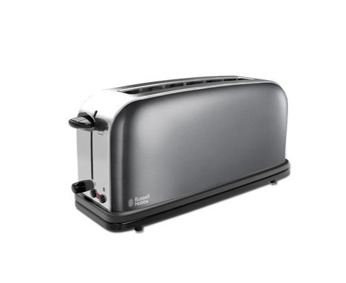 Grille-pain Russell Hobbs 1000 W Gris orage