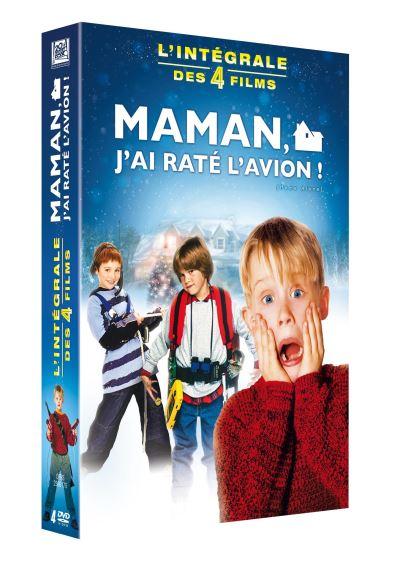 Maman J Ai Raté L Avion 3 : maman, raté, avion, Coffret, Maman,, Raté, L'avion, Intégrale, Films, Chris, Columbus,, Hugues,, Daniel,, Gosnell, Achat