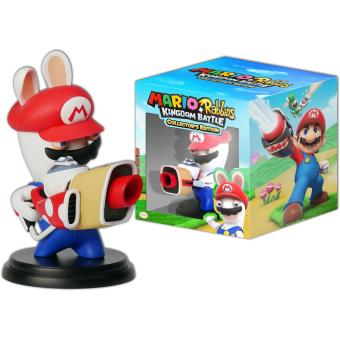 Mario et Les Lapins Crétins Kingdom Battle Edition Collector