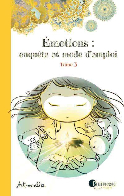 Un cahier pour apprivoiser les émotions : enquête et mode
