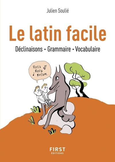 Le Latin Pour Les Nuls : latin, Latin, Facile, Poche, Julien, Soulié,, Soulie, Achat, Livre, Ebook