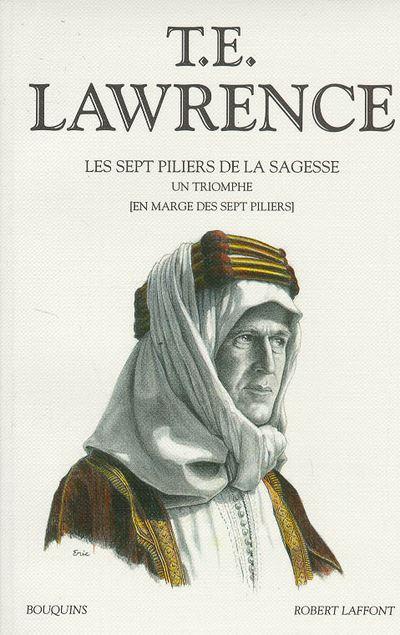 Les 7 Piliers De La Sagesse : piliers, sagesse, Lawrence, Piliers, Sagesse, Broché, LAWRENCE,, Roger, Stephane, Achat, Livre