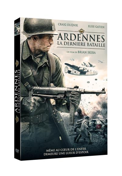 La Bataille Des Ardennes Film : bataille, ardennes, Ardennes, Dernière, Bataille, Brian, Skiba, Achat