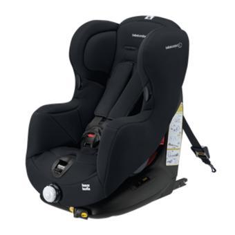 siege auto goupe 1 iseos isofix bebe confort total black