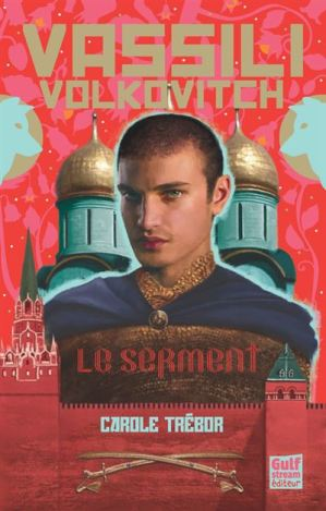 Couverture du Serment