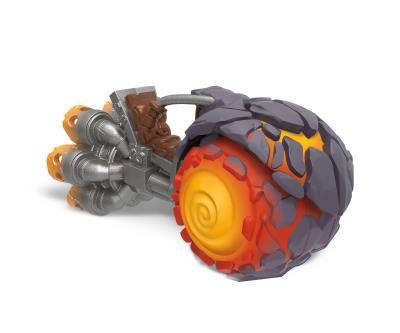 Figurine Skylanders Superchargers Véhicule Burn Cycle