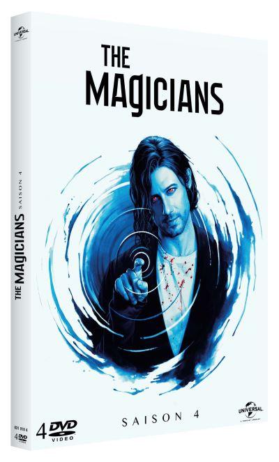 The Magicians Saison 4 Streaming : magicians, saison, streaming, Magicians, Saison, Achat