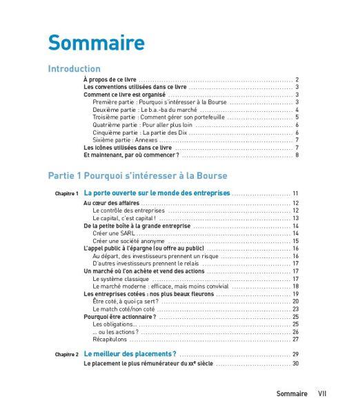 La Bourse Pour Les Nuls : bourse, 4ème, édition, Bourse, Gérard, Horny, Broché, Achat, Livre, Ebook