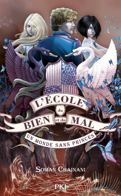 L'école Du Bien Et Du Mal Tome 4 : l'école, L'école, Monde, Princes, Soman, Chainani,, Leslie, Boitelle, Broché, Achat, Livre, Ebook
