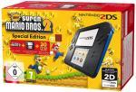 Console Nintendo 2 DS Noir + Bleu + New Super Mario Bros. 2