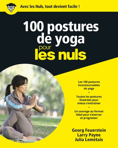 Yoga Débutant Pour Les Nuls : débutant, Postures, Poche, Julia, Lemétais, Broché, Achat, Livre, Ebook