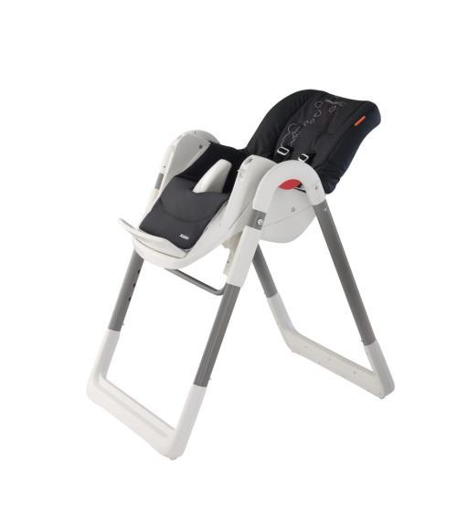 chaise haute kaleo bebe confort aristo black