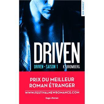 Driven Saison 1 Prix Du Meilleur Roman Etranger Festival New Romance 2016