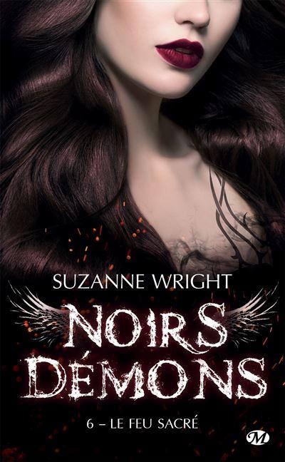 Noir Demon Tome 1 Pdf : demon, Noirs, Démons, Sacré, Suzanne, Wright, Poche, Achat, Livre, Ebook