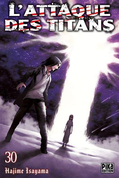 L'attaque Des Titans Dernier Tome : l'attaque, titans, dernier, L'Attaque, Titans, Hajime, Isayama,, Isayama, Broché, Achat, Livre, Ebook