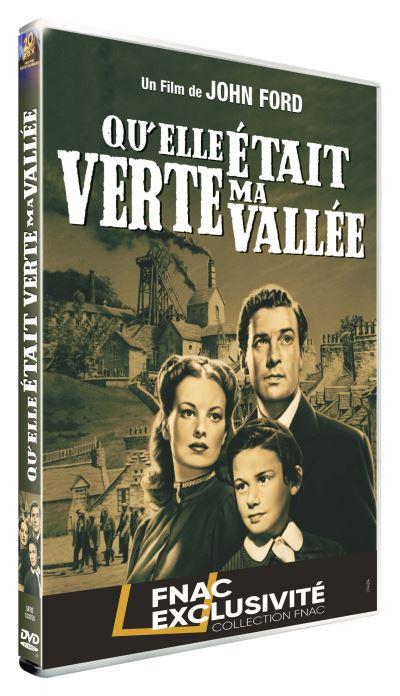 Qu'elle était Verte Ma Vallée : qu'elle, était, verte, vallée, Qu'elle, Verte, Vallée, Collection, Achat