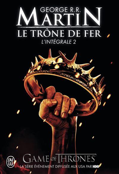 Le Trone De Fer Livre Audio Uptobox : trone, livre, audio, uptobox, Thrones, Trône, L'intégrale, George, Martin,, Broché, Achat, Livre