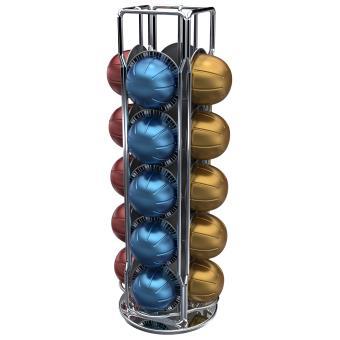 porte capsules nespresso vertuo pour 20 capsules