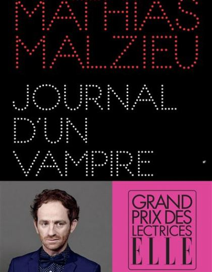 Malzieu Mathias - Journal d'un vampire en pyjama