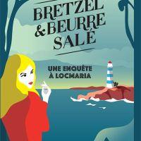 Bretzel & beurre salé - 01 - Une enquête à Locmaria : Margot Le Moal et Jean Le Moal