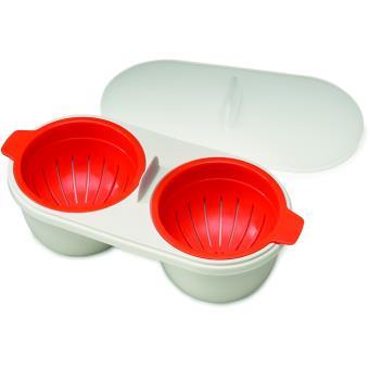pocheuse a œufs joseph joseph m cuisine rouge et blanc