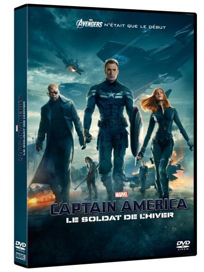 Captain America Soldat De L Hiver : captain, america, soldat, hiver, Captain, America,, Soldat, L'hiver, Achat