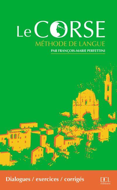 Apprendre Le Corse Pour Les Nuls : apprendre, corse, Corse, Methode, Langue, Livre, Audio, PERFETTINI, Achat