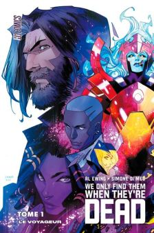 We Only Find Them When They're Dead - Tome 1 - We Only Find Them When They're Dead - T1 : Le Voyageur - Simone Di Meo, Al Ewing - cartonné - Achat Livre ou ebook | fnac