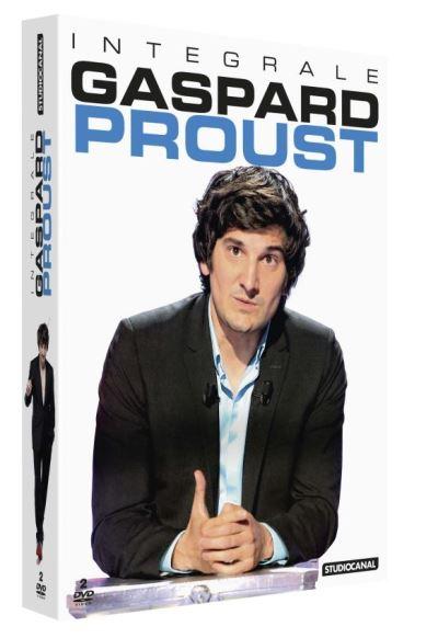 Gaspard Proust Nouveau Spectacle Dvd : gaspard, proust, nouveau, spectacle, Coffret, Gaspard, Proust, Spectacles, François, Hanss,, Didier, Froehly, Achat