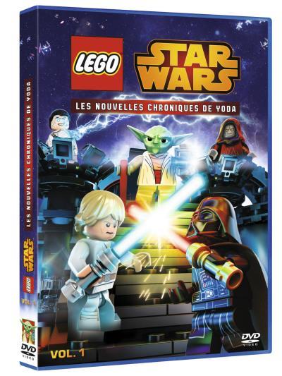 Lego Star Wars Les Chroniques De Yoda : chroniques, Nouvelles, Chroniques, Volume, Achat