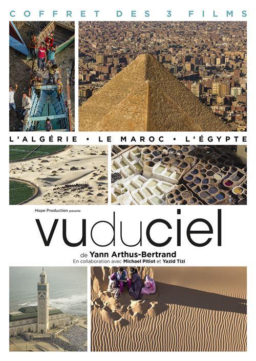 Le Maroc Vu Du Ciel : maroc, Coffret, Films, Achat