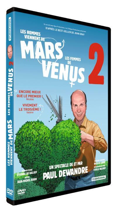 Les Hommes Viennent De Mars Et Les Femmes De Venus 2 : hommes, viennent, femmes, venus, Hommes, Viennent, Mars,, Femmes, Vénus, Gérard, Pullicino, Achat