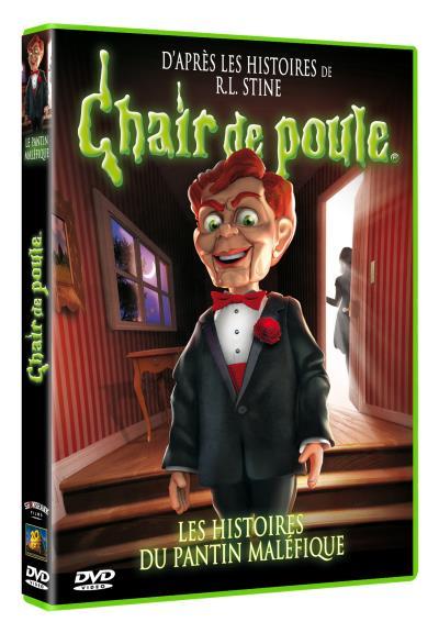 Chair De Poule Le Pantin Maléfique : chair, poule, pantin, maléfique, Histoires, Pantin, Maléfique, Achat
