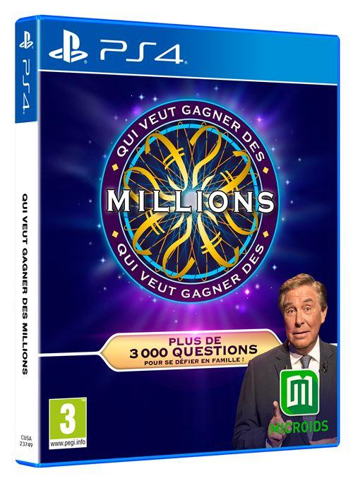 Qui Veut Gagner Des Millions Jeu : gagner, millions, Gagner, Millions, Vidéo, Achat