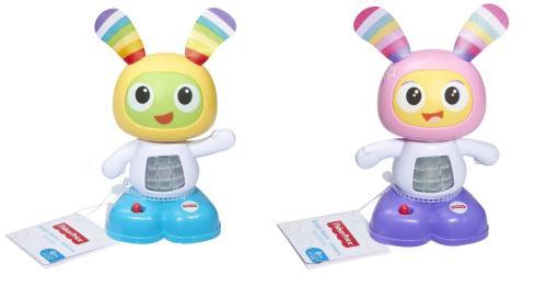 mini robot bebo beba fisher price