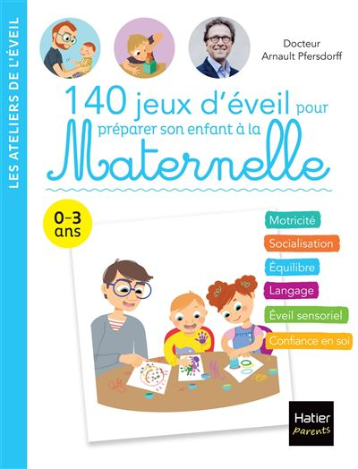 Fnac Eveil Et Jeux Magasins : eveil, magasins, D'éveil, Préparer, Enfant, Maternelle, Broché, Arnault, Pfersdorff, Achat, Livre, Ebook