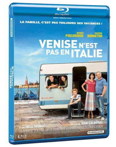 Venise N'est Pas En Italie Critique : venise, n'est, italie, critique, Venise, N'est, Italie, Blu-ray, Calberac, Achat