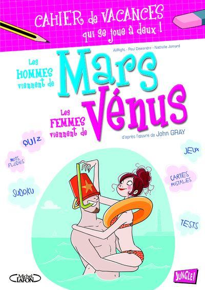 Mars Et Venus Sous La Couette : venus, couette, Cahier, D'activité, Vénus, Couette, Broché, Collectif, Achat, Livre