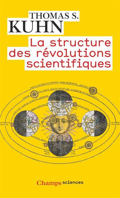 La Structure Des Révolutions Scientifiques : structure, révolutions, scientifiques, Structure, Révolutions, Scientifiques, Poche, Thomas, Achat, Livre