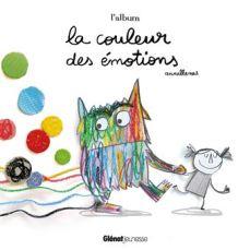 L'album la couleur des émotions