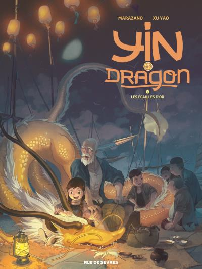 """Résultat de recherche d'images pour """"yin et le dragon tome 2"""""""