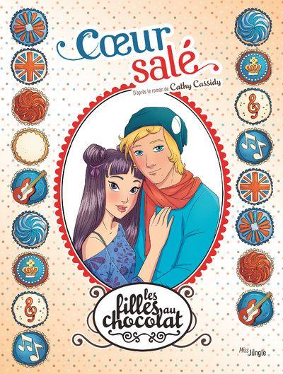 Les filles au chocolat T4 - Cœur Coco - à lire en ligne