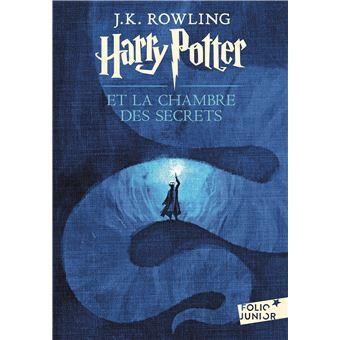 Harry Potter  Tome 2  Harry Potter Et La Chambre Des
