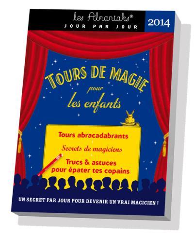 Tour De Magie Pour Enfants : magie, enfants, Almaniak, Tours, Magie, Enfants, Poche, Julie, Gauvain, Achat, Livre