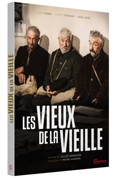 Film Les Vieux De La Vieille : vieux, vieille, Vieux, Vieille, Gilles, Grangier, Achat