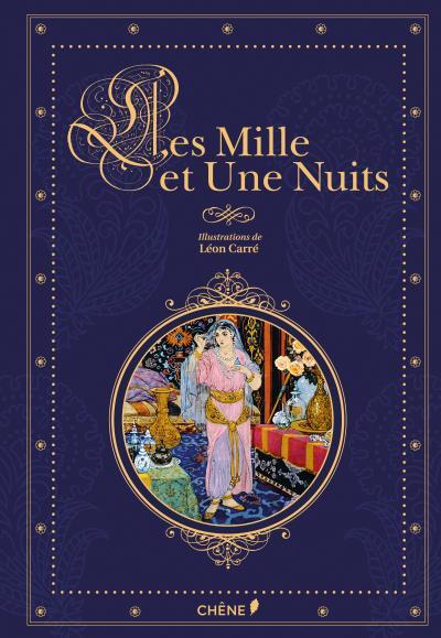 Les Milles Et Une Nuit : milles, Mille, Nuits, Illustrées, Relié, CARRE-L,, Léon, Carré, Achat, Livre
