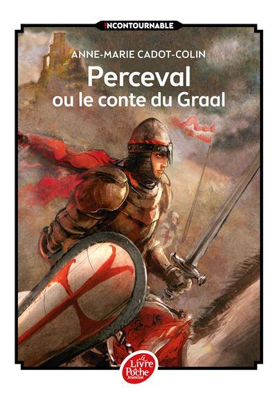 Perceval Ou Le Conte Du Graal Pdf : perceval, conte, graal, Perceval, Conte, Graal, Poche, Anne-Marie, Cadot-Colin, Achat, Livre