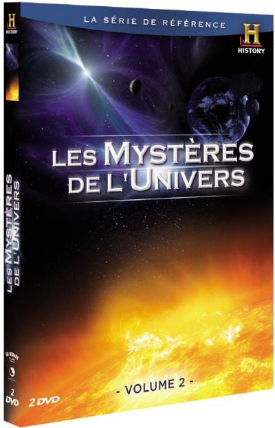 Les Mysteres De L Univers : mysteres, univers, Coffret, Mystères, L'univers, Volume, Tully, Achat