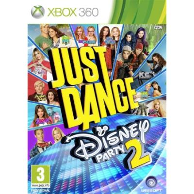 Just Dance Disney 2 Xbox 360